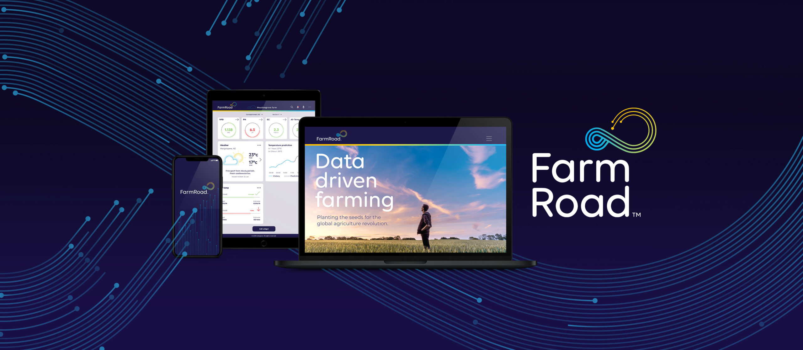 FarmRoad Digital banner