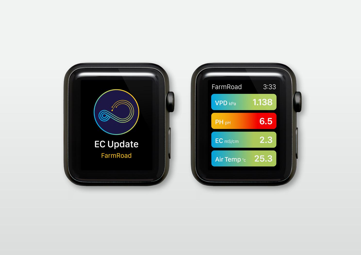FarmRoad applewatch